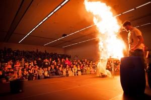 Sidste år satte Store Nørd ild til Landsfinalen - hvad mon der kommer til at ske i år?